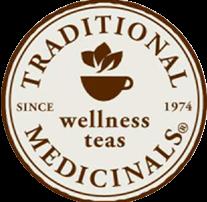 Traditional medicinals welness teas