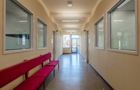 Credo high tenant improvements at Somo Village