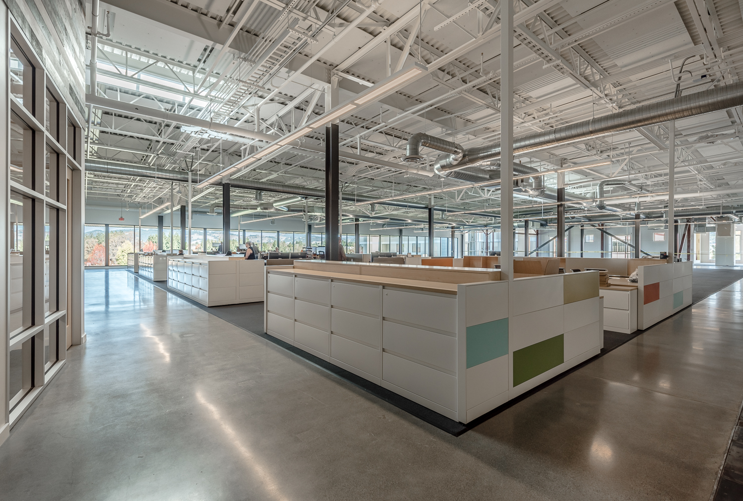 TM 2nd floor